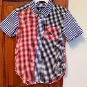 Chaps boys shirt